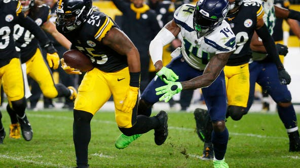 Seahawks believe rally at Steelers is sign of a turnaround