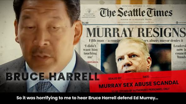 'Racist' campaign ad shakes up final days of Seattle mayoral race