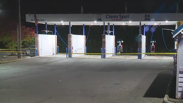 Man injured in shooting at Marysville gas station