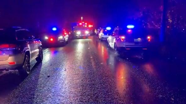 Deputies investigating homicide in Graham, suspect in custody