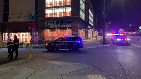 Woman shot in the leg in North Seattle, police investigating