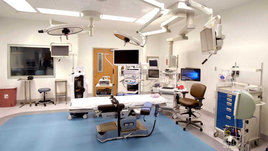 More than 5,000 surgery centers can now serve as makeshift hospitals during COVID-19 crisis