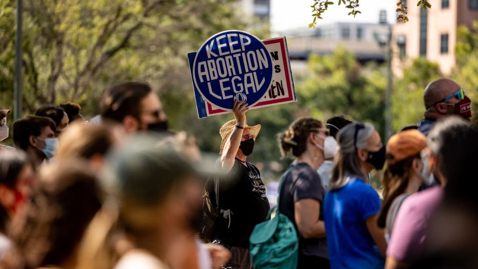 92f39c50-Texans Rally At State Capitol Against New Abortion Bill