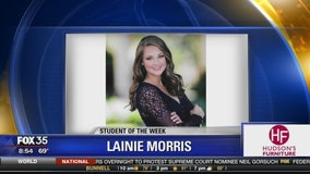 Student of the Week: Lainie Morris