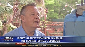 Disney's latest expansion is magical for Central Florida economy