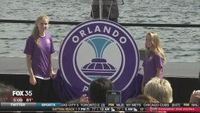 Orlando City unveils Orlando Pride
