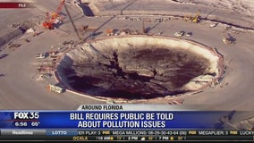 Bill requires public be told about pollution issues