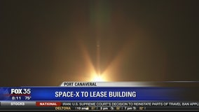 Space-X to Lease Building