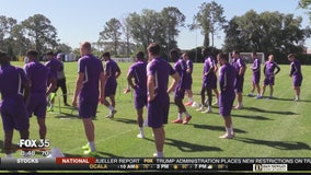 Orlando City introduce eco-friendly uniforms