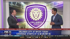 Orlando City takes on NYC