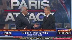 Paris Attacks - Christopher Hinn Interview