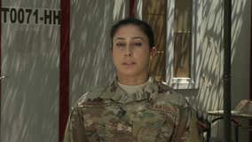 Military Greetings: SSgt Lauren Quinones