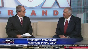 Mali and Paris Terror Attacks