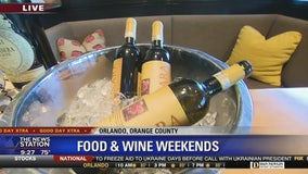 Food and Wine Weekends
