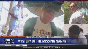 Reward being offered in missing nanny case