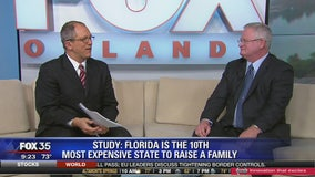 Florida 10th Most Expensive State to Raise a Family