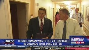 Congressman John Mica: Make better use of old VA hospital