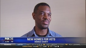 New homes for vets