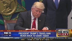 Trump's Travel Ban with Mike Haridopolos