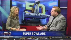 Larry Meador talks Super Bowl ads