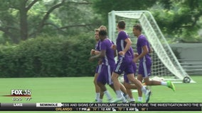 Orlando City prepares for New England