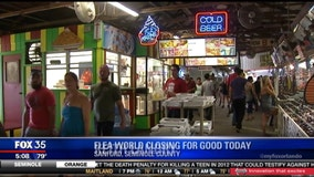 Flea World closes in Seminole Co.