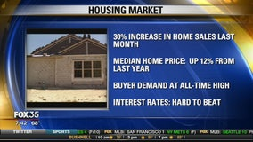 The housing market boom -- Great time for both buyers and sellers