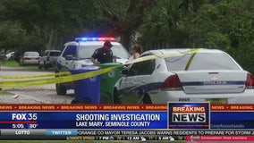 Lake Mary shooting investigation
