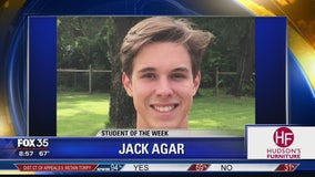 Student of the Week: Jack Agar