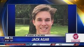 Student of the Week: Jack Agar