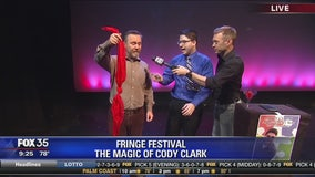 David Does It: Fringe Festival and the Magic of Cody Clark