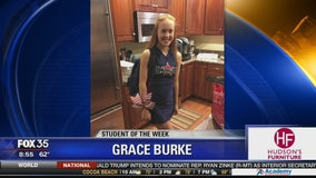 Student of the Week: Grace Burke