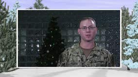 Military Greetings: Adam Pollack