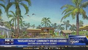 Margaritaville community breaks ground in Daytona Beach