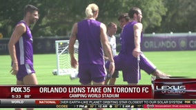 Orlando City hoping for win over Toronto FC