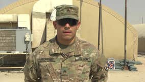 Military Greetings: Sgt. Charles Rodriguez