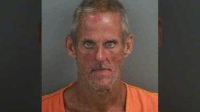 Man arrested at Florida McDonald's after undressing and doing a 'strange dance'