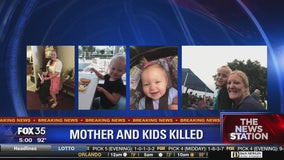 Deputies find remains of 4 missing children and mother
