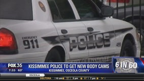 Kissimmee police to get new body cams