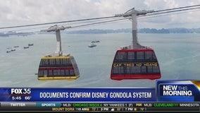 Dinsey confirms Disney gondola system