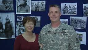 Sgt. 1st Class George Leaf of Orlando