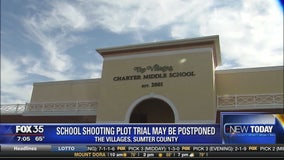 School shooting plot trial may be postponed