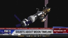 NASA manager casts doubt on 2024 moon landing