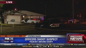 Palm Bay man injured in shooting involving officers