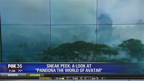 Sneak Peek: A look at Pandora: The World of Avatar