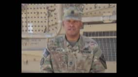 Sgt. 1st Class Felix Blanco of Orlando