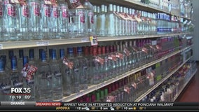 Florida grocery stores may soon sell liquor