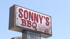 Sonny's BBQ offering free meals to first responders on Wednesday