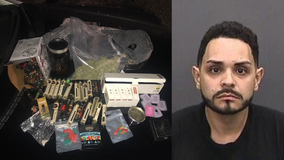 Florida man arrested for drug possession while trying to catch Pokemon