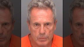 Florida man squirts urine at woman walking dog, says he'd 'do it again,' police say